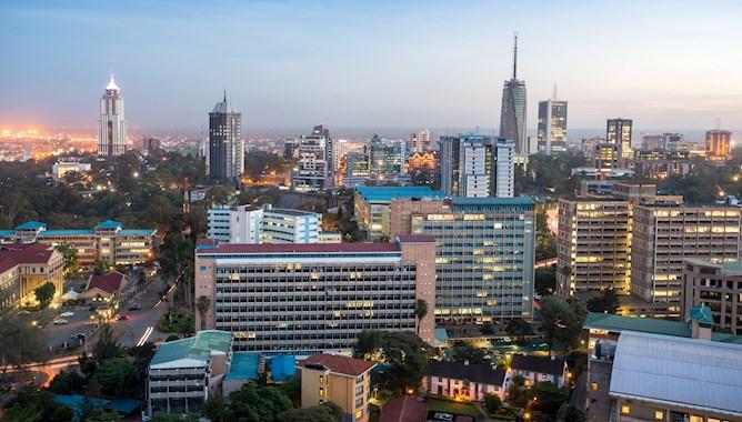 Kenya Skyline - Mace Group