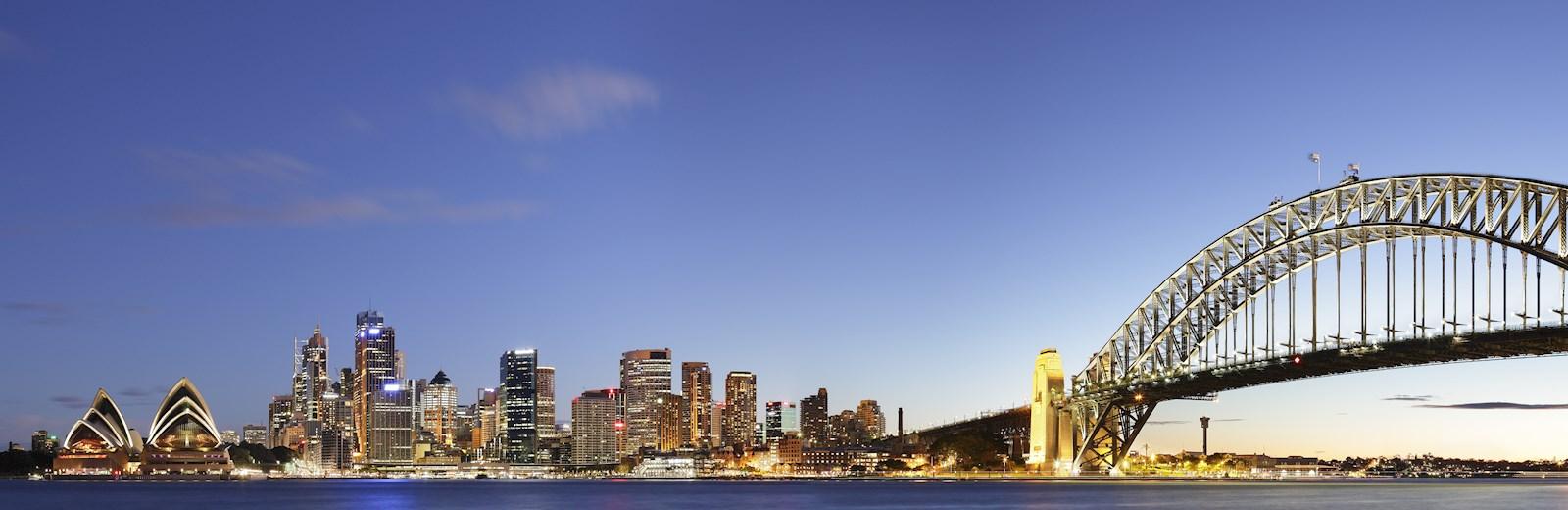 Sydney Harbour - Mace Group