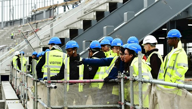 Construction men