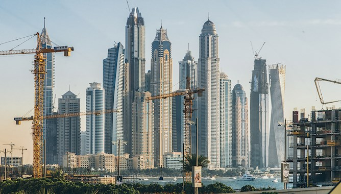 Dubai Luxury Skyline - Mace Group
