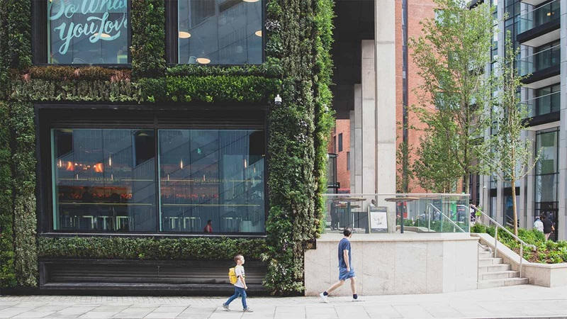 Green Plant Building - Mace Group
