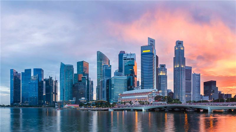Skyscrapers in Singapore - Mace Group
