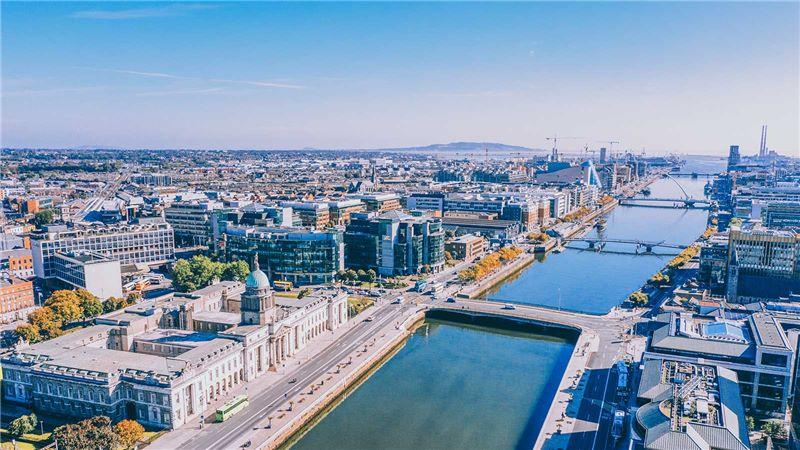 Dublin Skyline - Mace Group