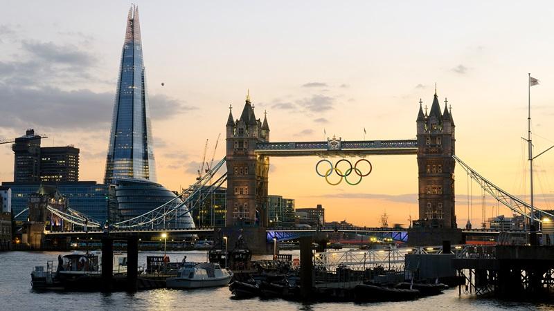 London Tower Bridge 2012 Olympics - Mace Group
