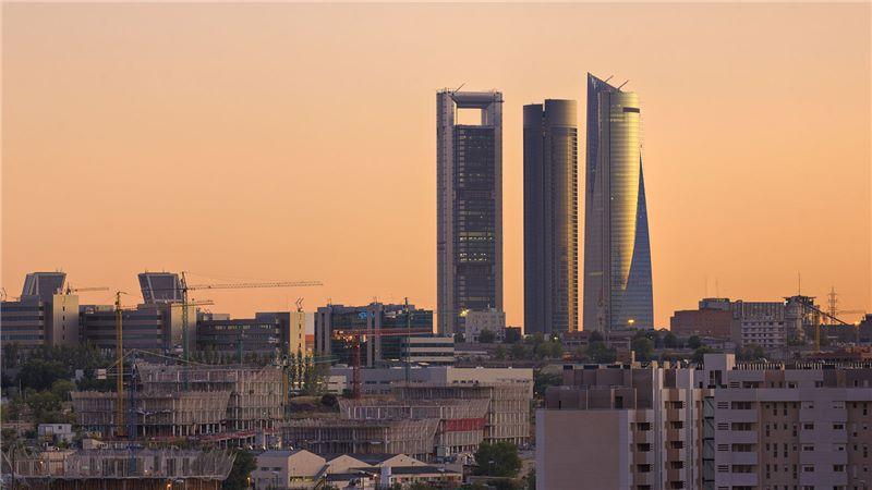 Spain Skyline - Mace Group