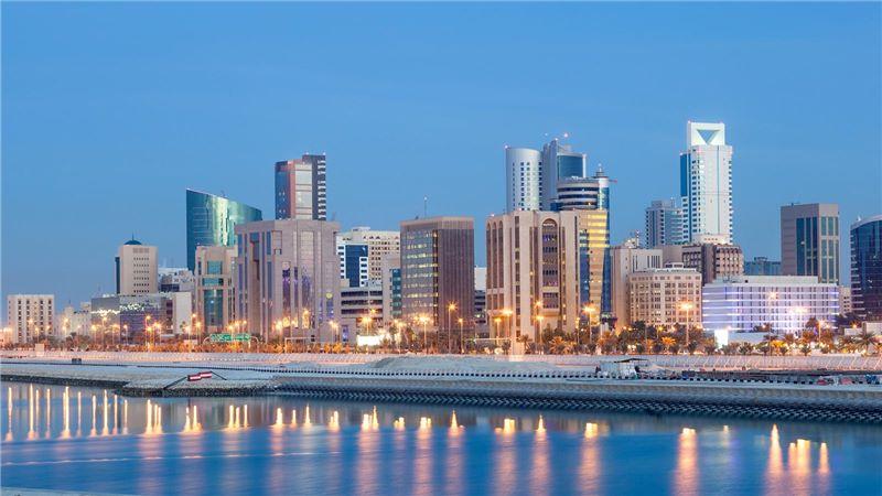 Bahrain Waterfront Skyline - Mace Group