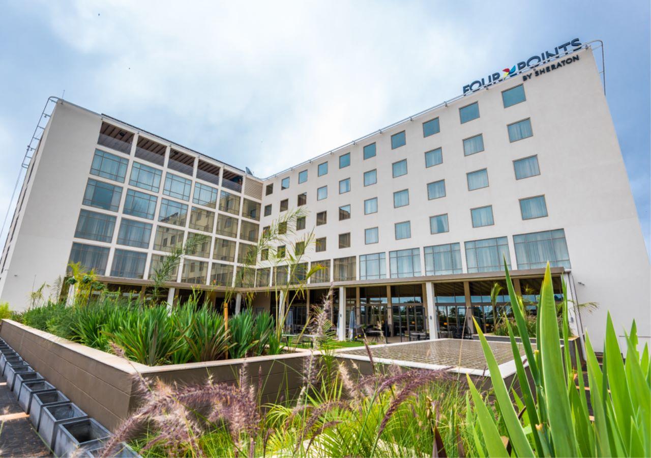 Sheraton 4 Points Hotel, Nairobi - Mace Group