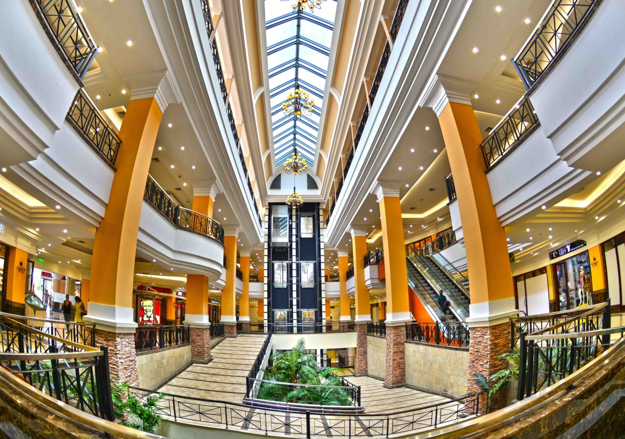 Acacia Mall, Uganda - Mace Group