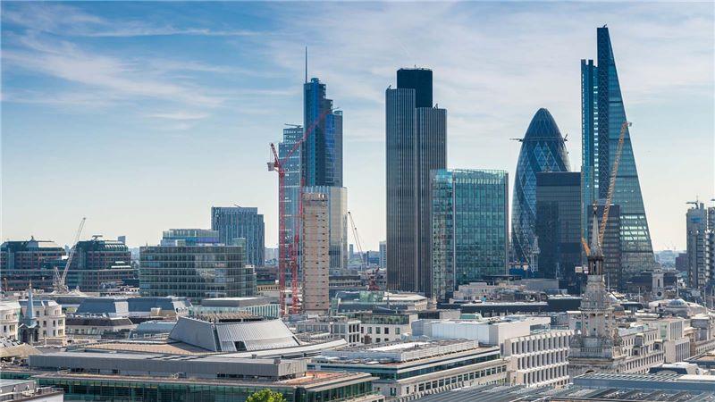 London Skyscrapers - Mace Group