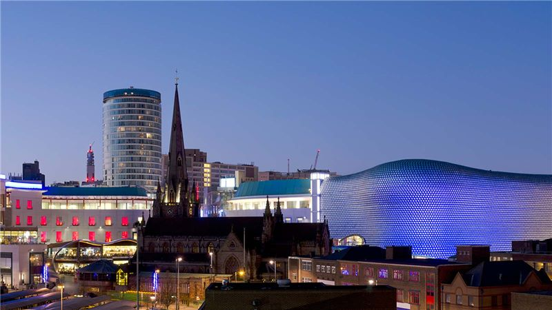 South West England and Wales Skyline - Mace Group