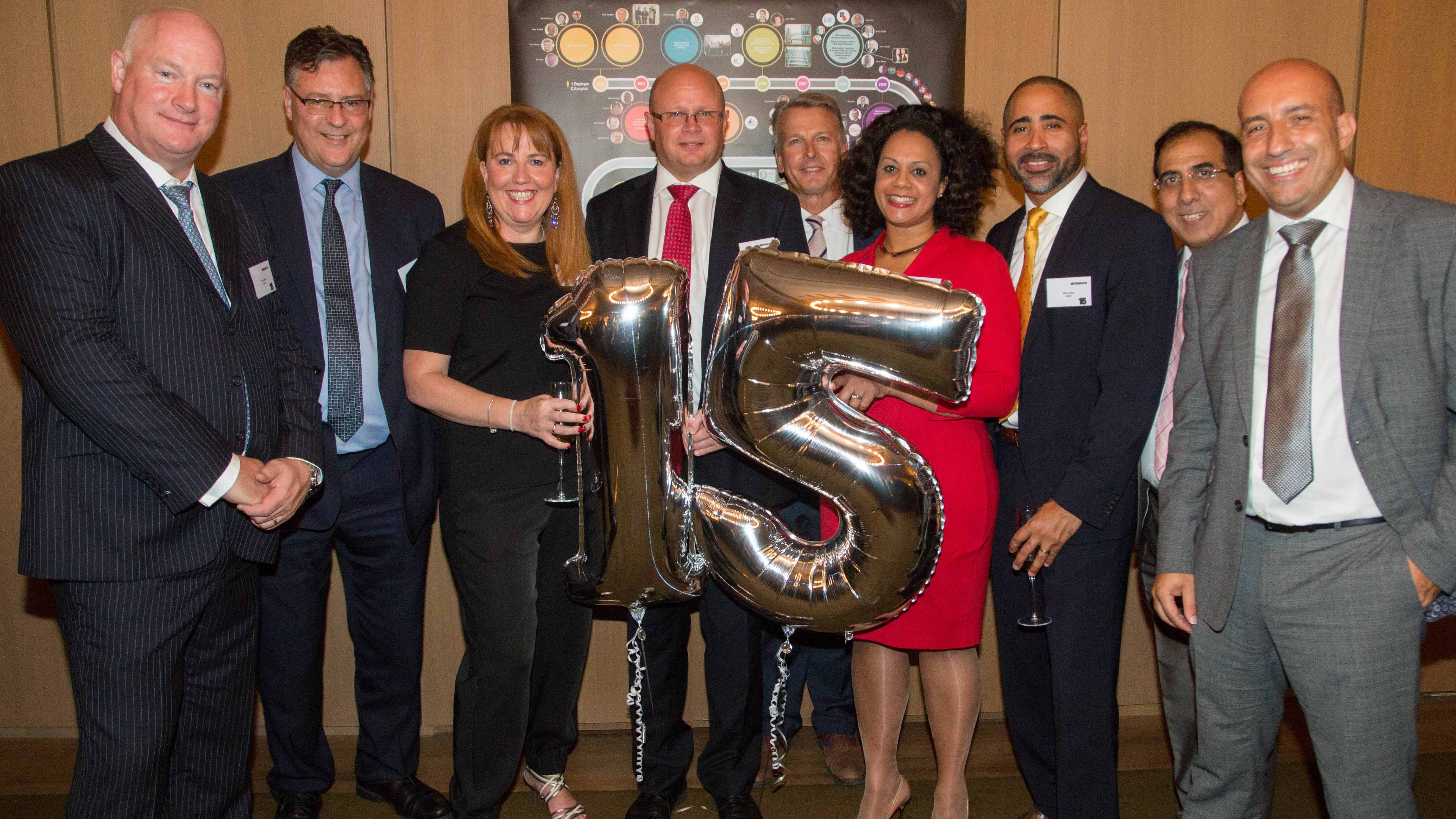 Mace People: Celebrating 15 Years of Success - Mace Group