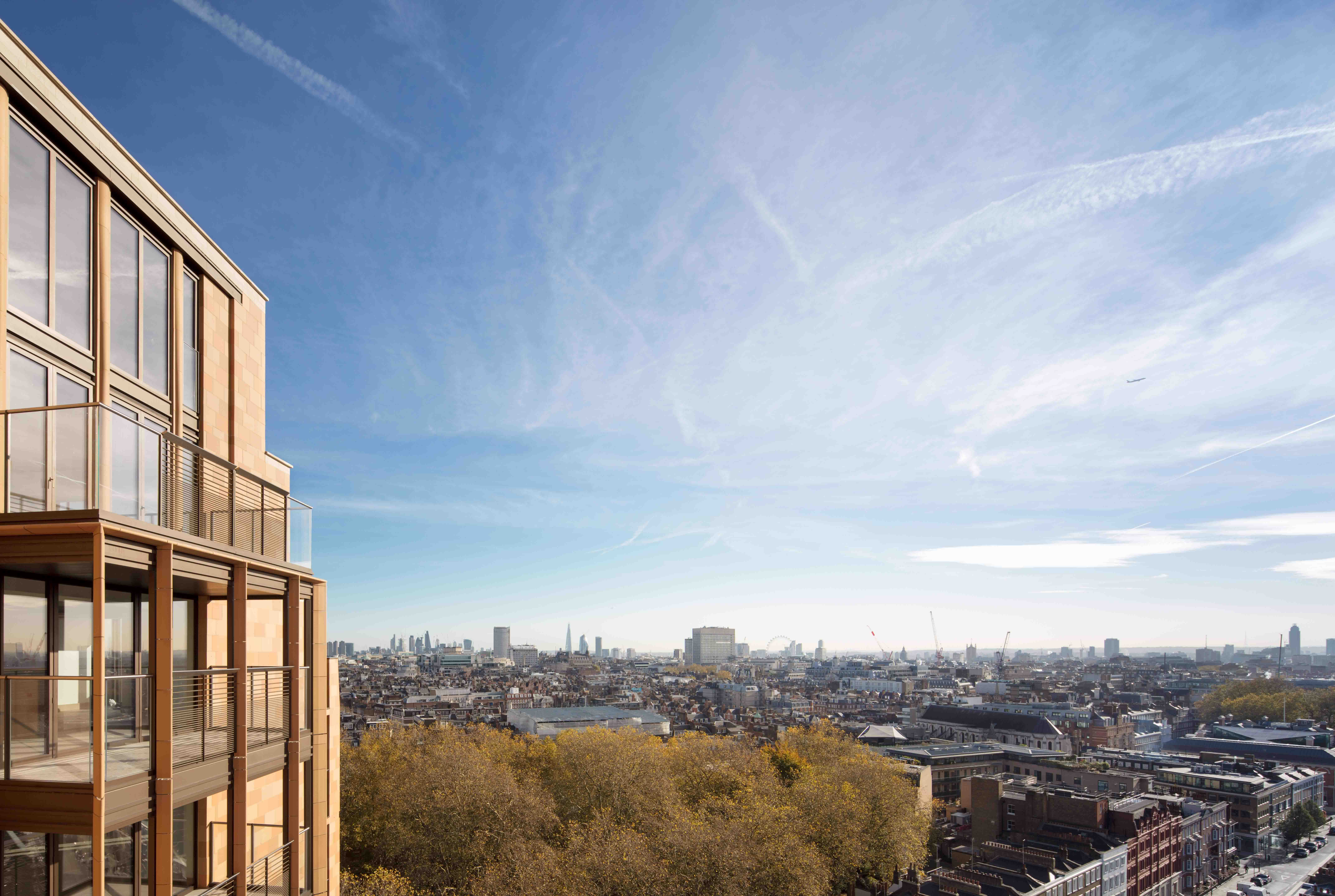 Sky View of Chiltern Place - Mace Group
