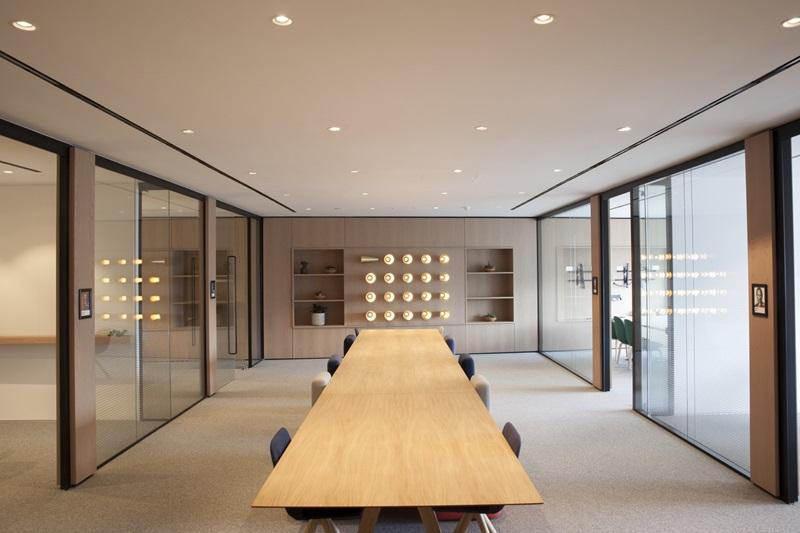 Money SuperMarket's Office Conference Room - Mace Group