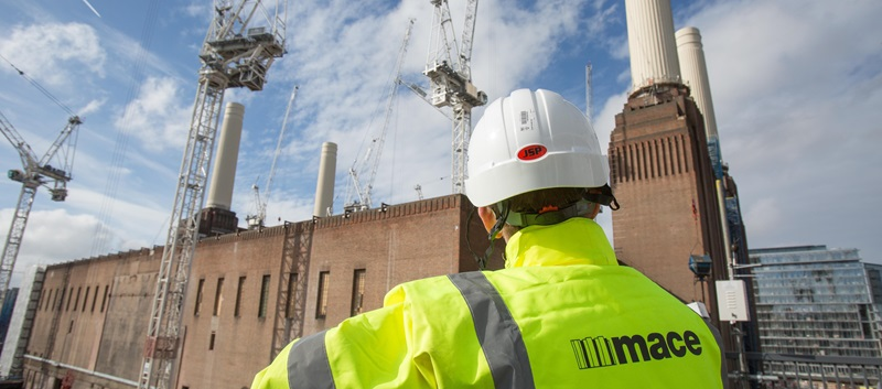 Mace Team at Battersea Power Station - Mace Group