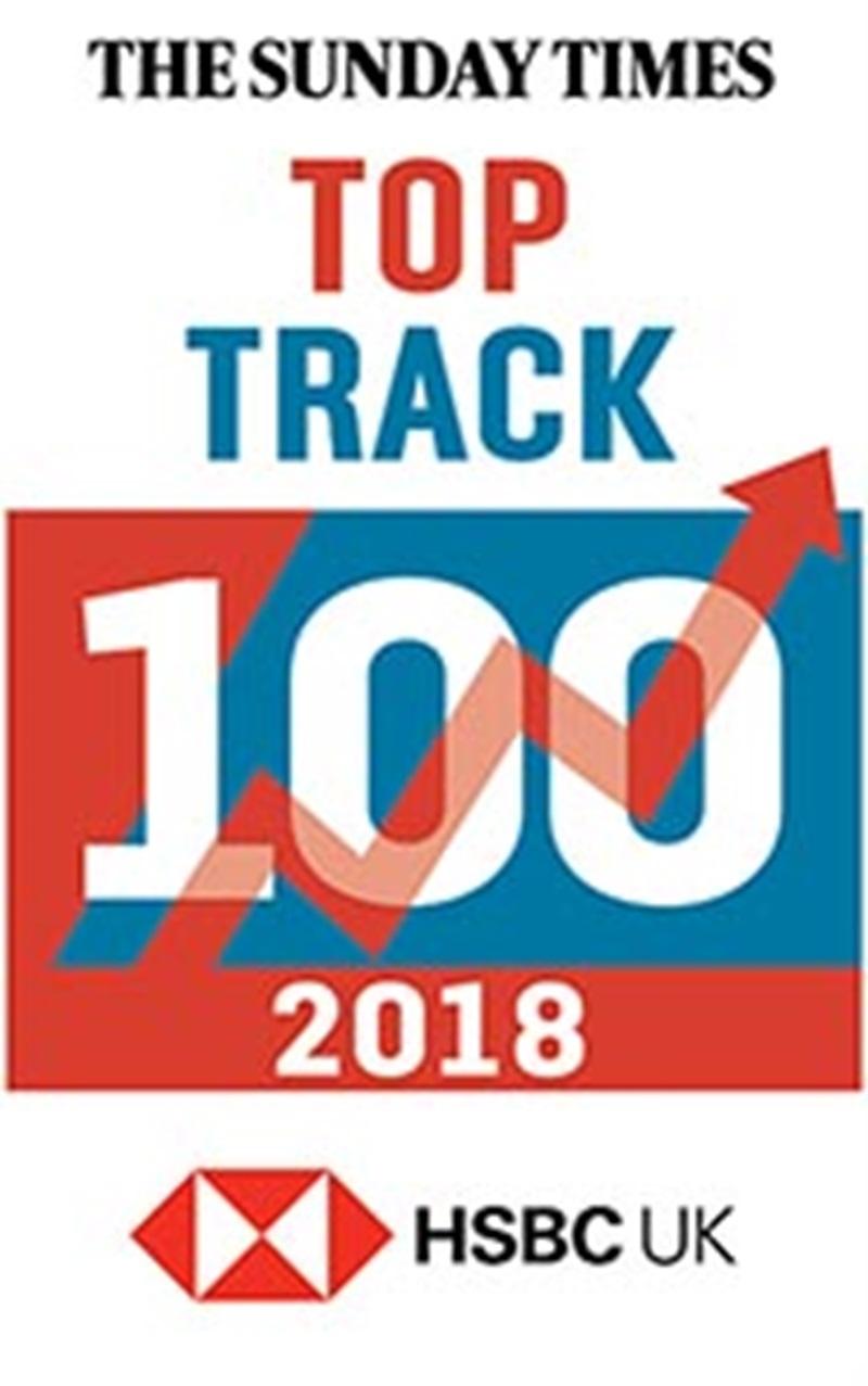 The Sunday Times, Top Track 100 2018, HSBC UK - Mace Group