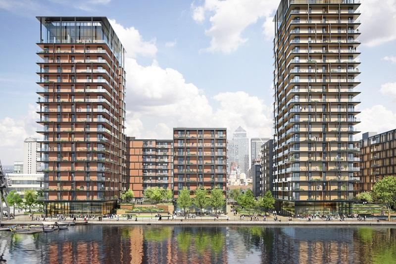 Westferry Buildings - Mace Group