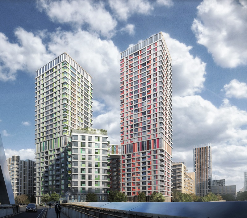 N06 East Village Building - Mace Group