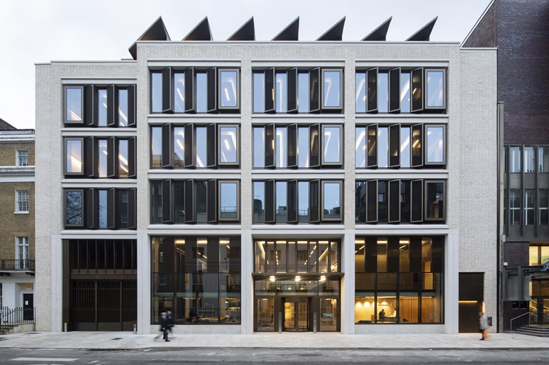 UCL Student Centre Building - Mace Group