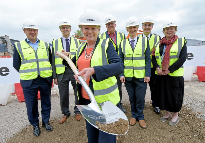 Mace People: Team at Harwell Project - Mace Group