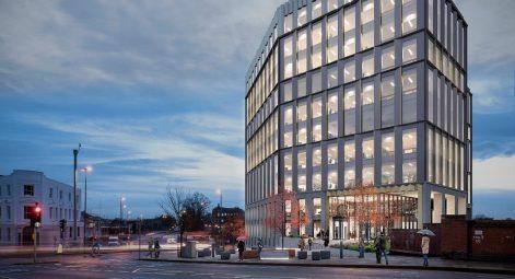 HMRC Nottingham Building - Mace Group