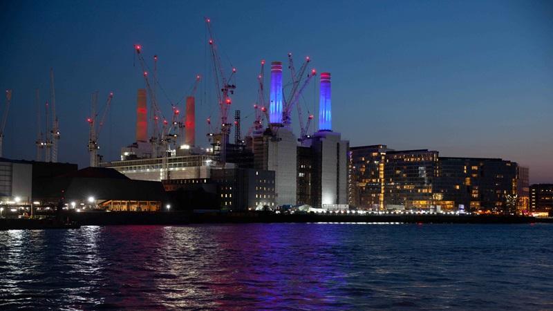 Battersea Power Station Waterfront - Mace Group