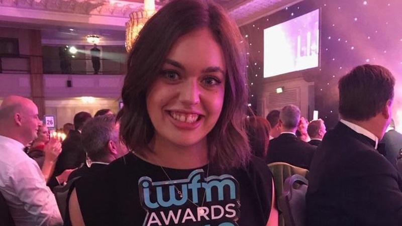 Maddie Hayes at IWFM Awards - Mace Group