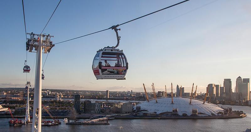 London Emirates Royal Docks - Mace Group