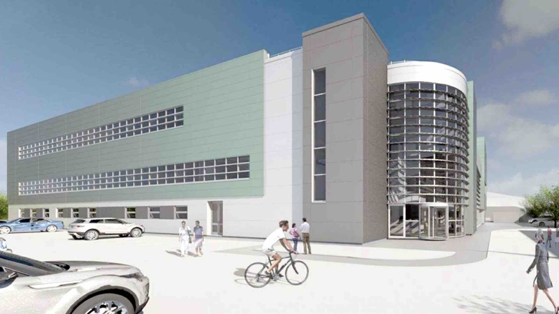 Extreme Photonics Applications Centre in Oxfordshire - Mace Group