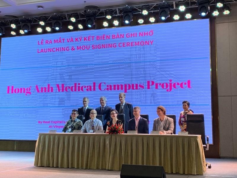 Hong Anh Medical Campus Project, Vietnam - Mace Group