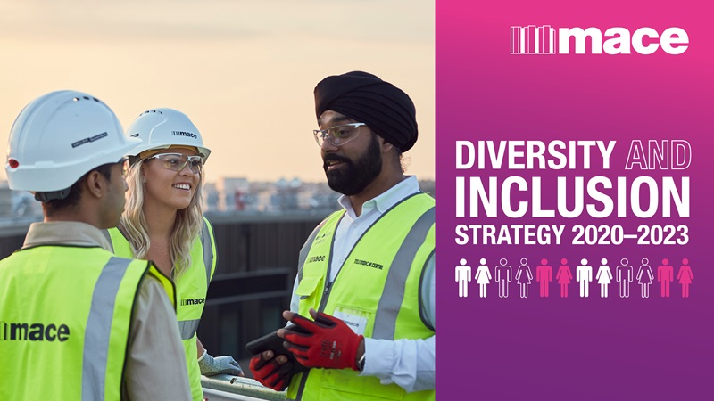 Diversity And Inclusion Strategy 2020 - 2023 - Mace Group