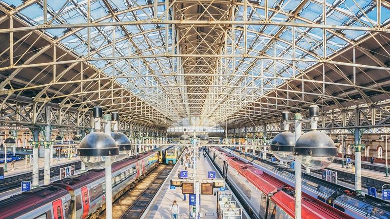 Network Rail Project Alpha - Mace Group