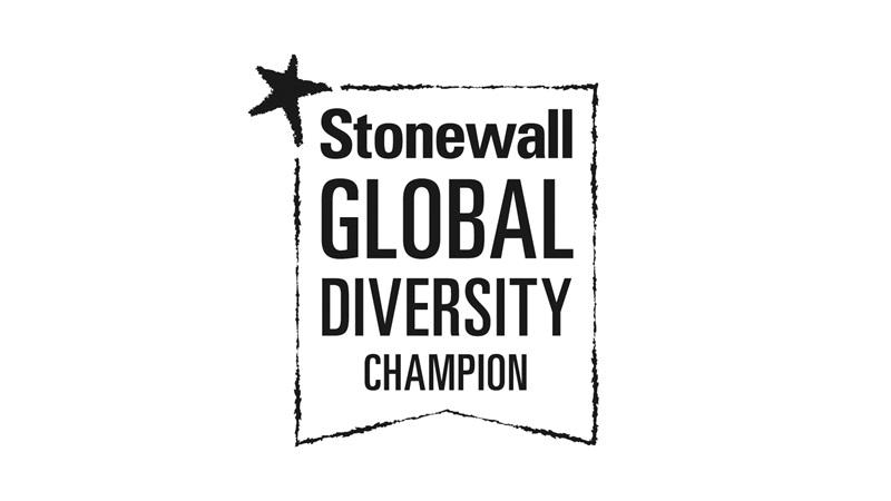 Stonewall Global Diversity Champions - Mace Group