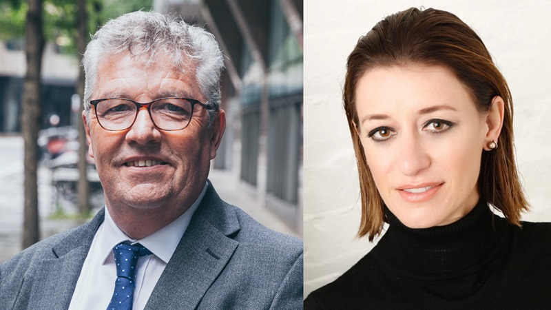 Mace People: Kirsten and Kevin - Mace Group