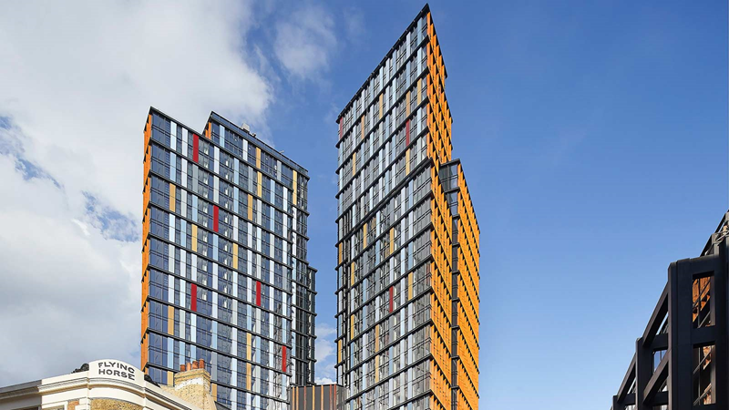 One Crown Place Buildings - Mace Group