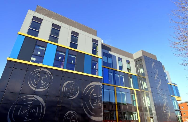 RFI Handover Building - Mace Group