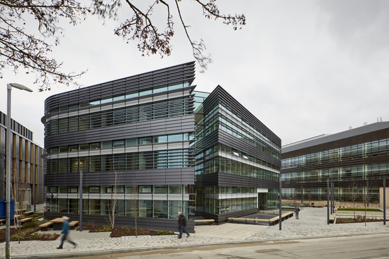 Modern Building Exterior - Mace Group