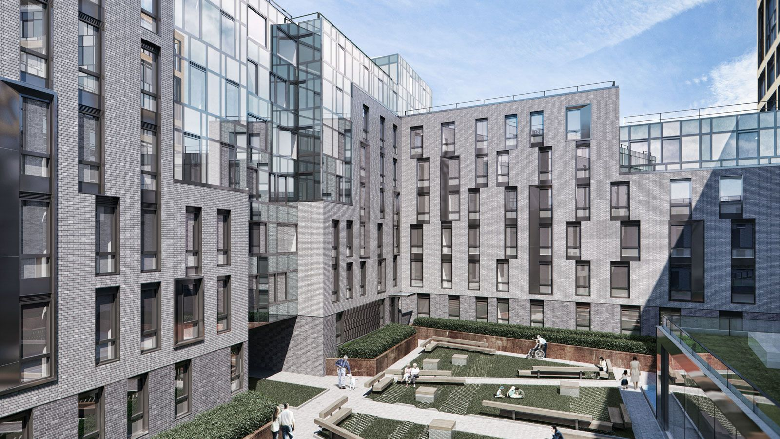 Glossop Road Residential Buildings - Mace Group