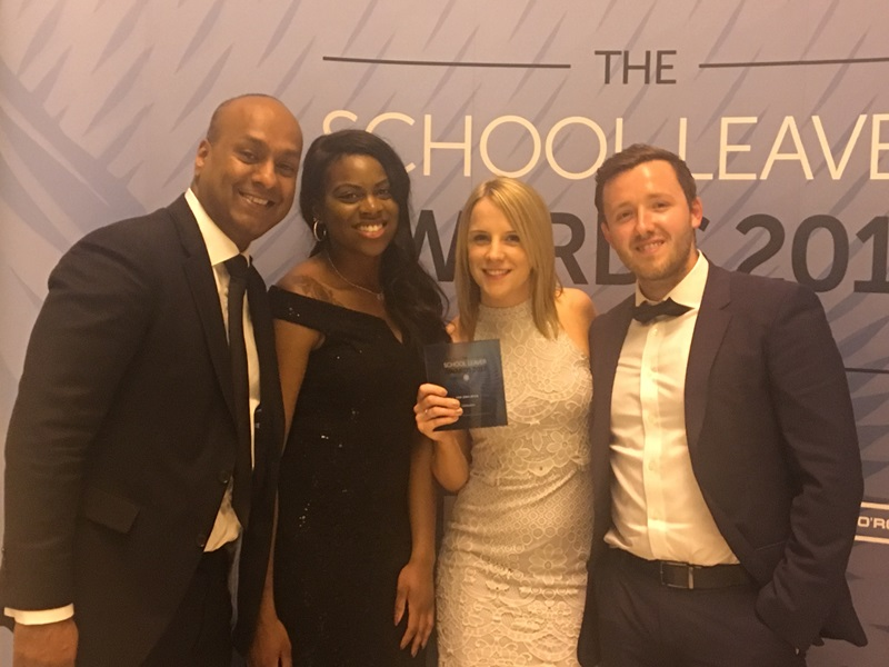 The School Leaver Awards - Mace Group