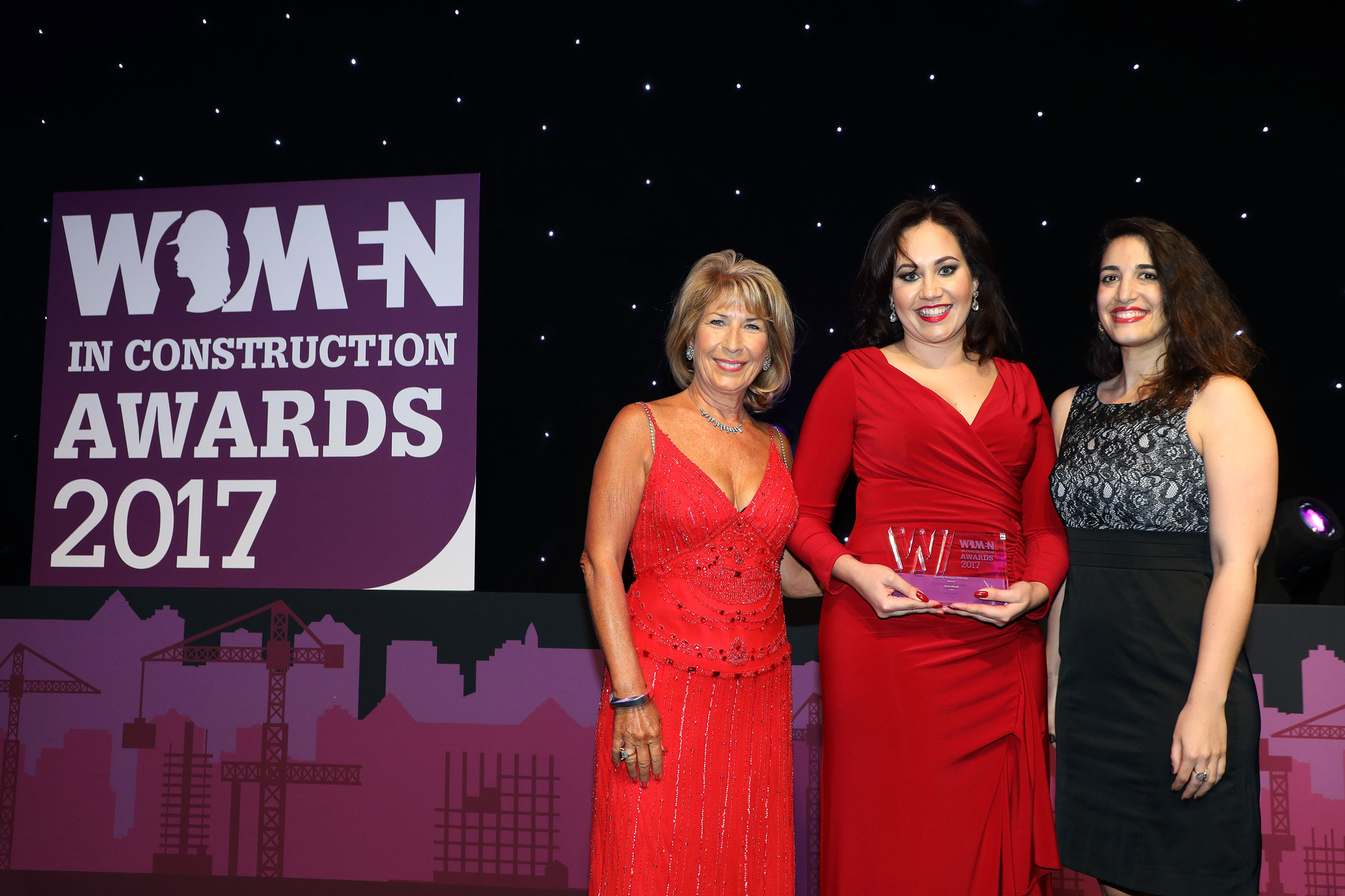 Women in Construction Awards 2017 - Mace Group