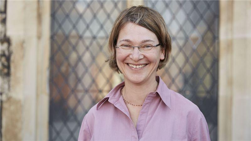 Mace People: Ingrid Hermansen Smiling - Mace Group