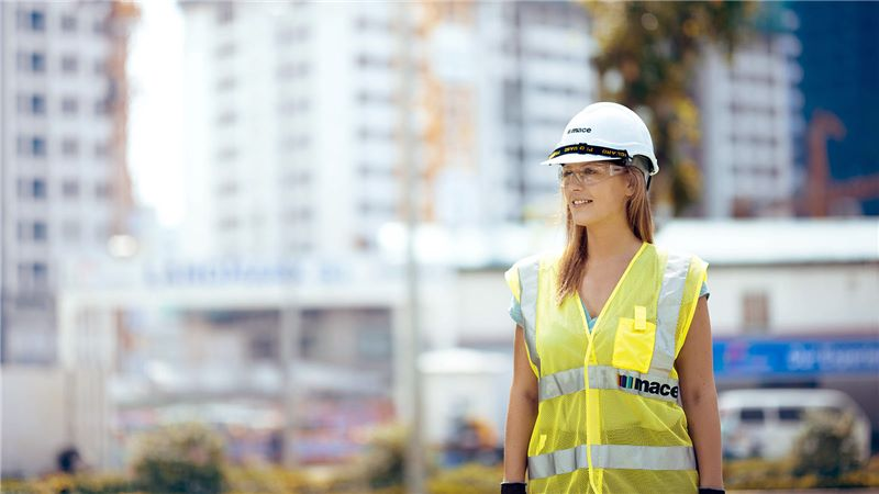 Female in Construction - Mace Group