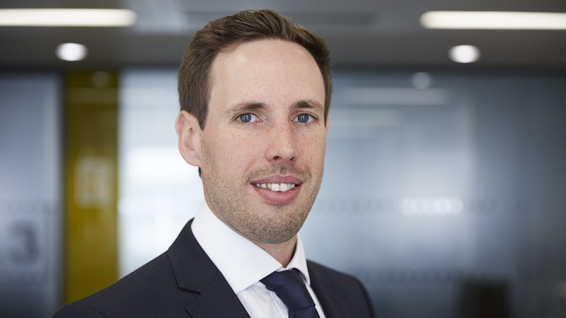 Ben Kingsnorth, Assistant Sustainability Manager, Sustainability - Mace Group