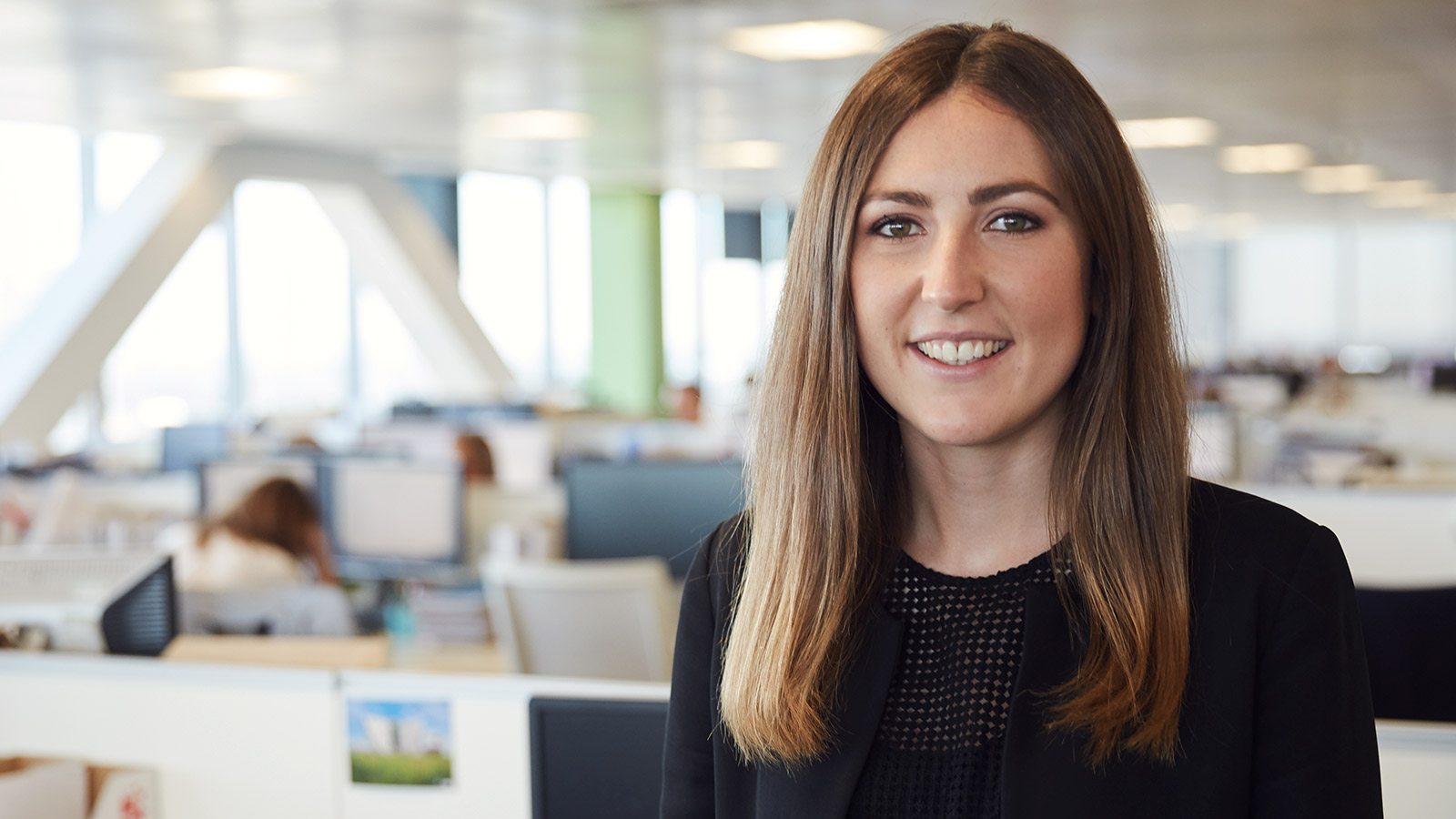 Joanna Tatlow, Assistant Project Manager - Mace Group