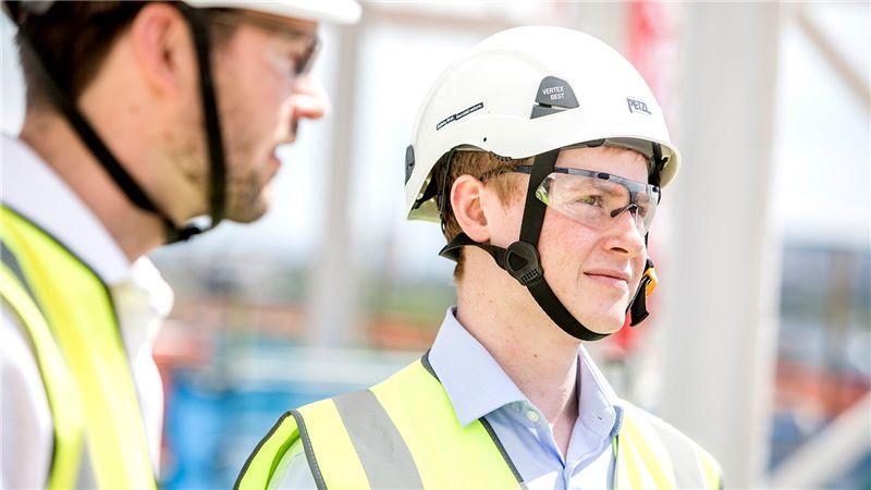 Thomas Bennett, Graduate Trainee, Construction - Mace Group