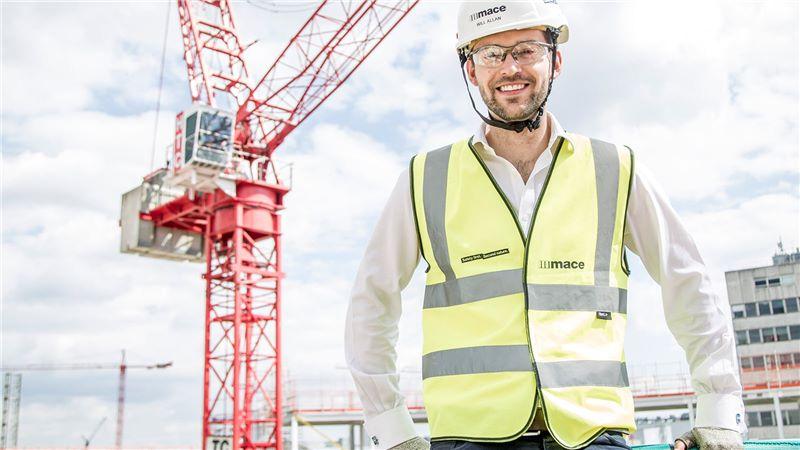 Will Allan, Graduate Trainee, Construction - Mace Group