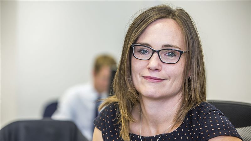 Abigail Hills, Associate Director of MEP - Mace Group