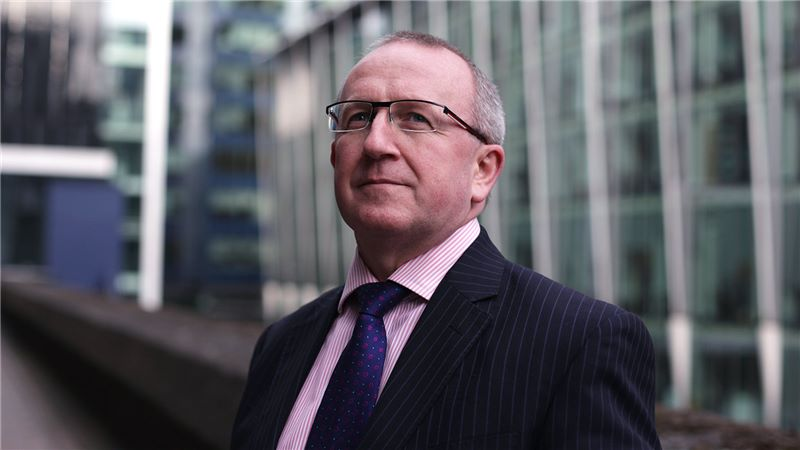 Andy Brown, Group Director for Health Safety and Wellbeing - Mace Group