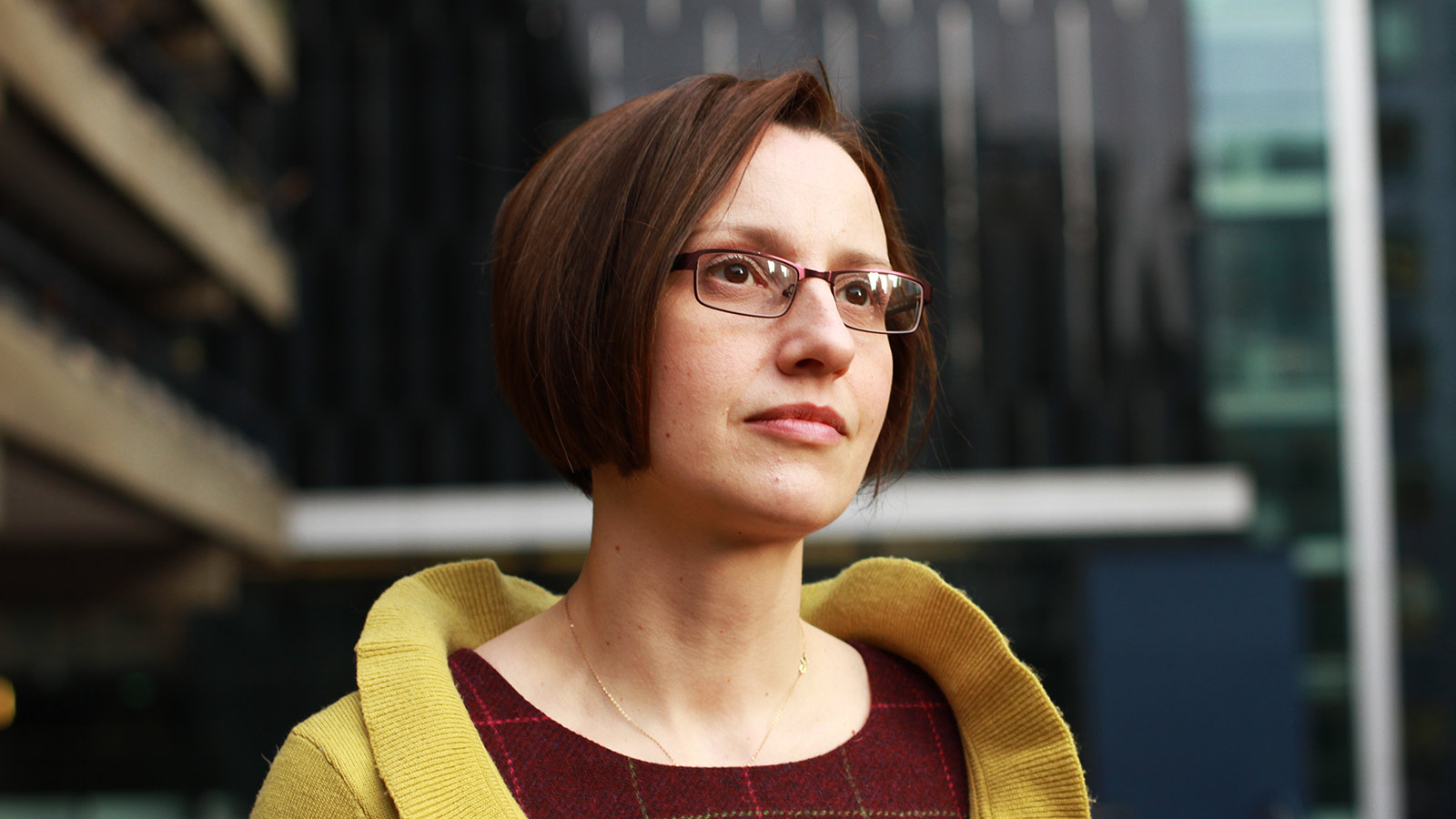 Angeliki Vlachogianni, Senior Quality Manager - Mace Group