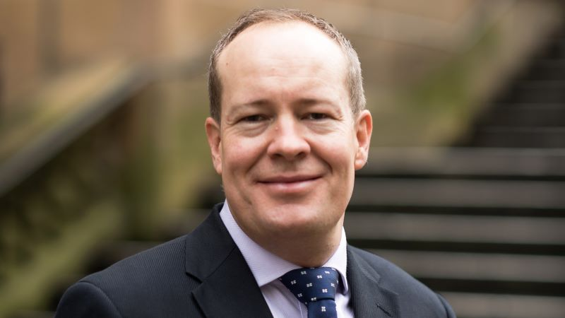 Carl Alderson, Operations Director for Education - Mace Group