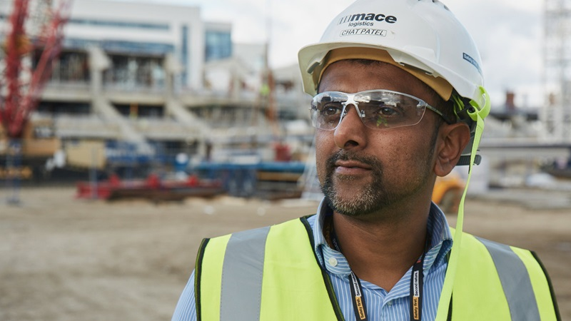 Chatan Patel, Logistics Manager - Mace Group